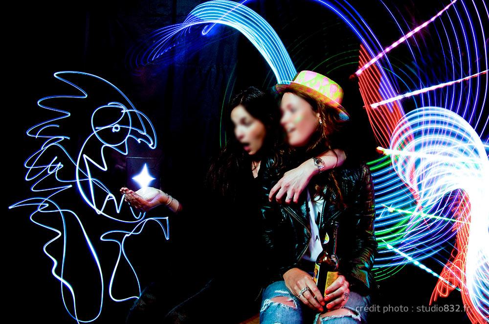 light painting agence Marseille 012