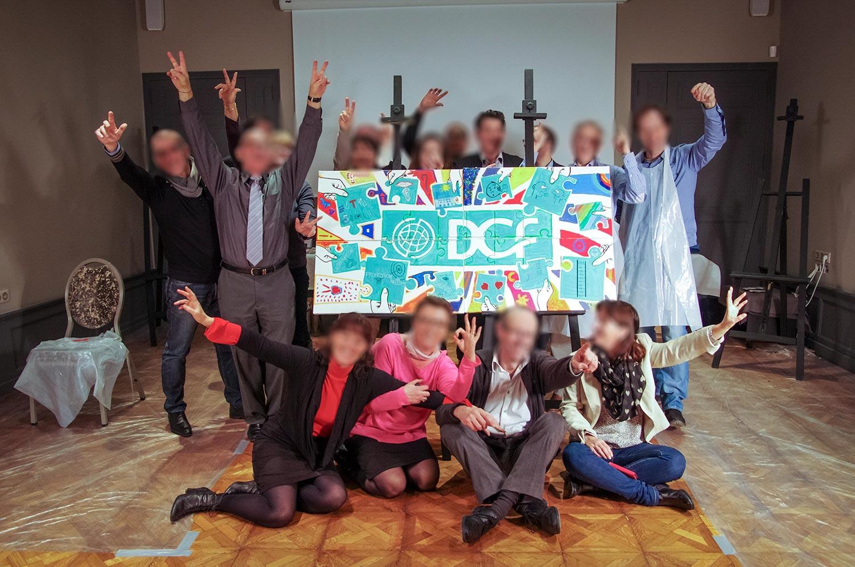 Team building Arts plastiques à Marseille-005