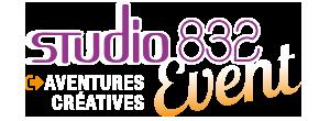 Aventures créatives événementielles Logo